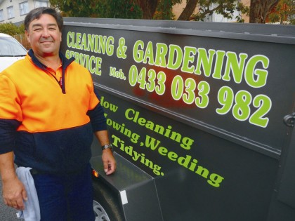Ainsley's Cleaning & Gardening Service